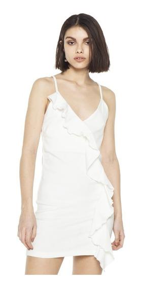Vestido Godet Lisa Casual Cuello Descubierto Mujer Complot