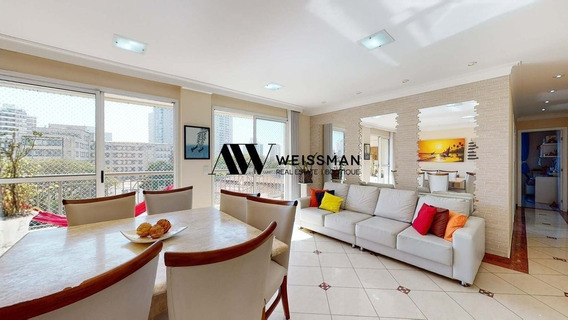 Apartamento - Vila Romana - Ref: 5511 - V-5511