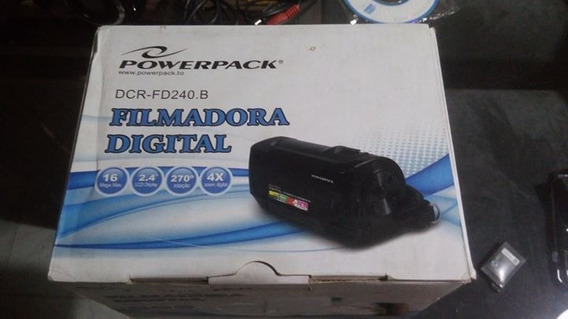 Filmadora Digital Powerpack