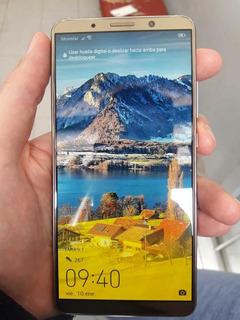 Huawei Mate 10 Pro Libre, Dual Nano Sim, Impecable.