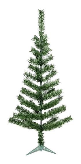 Arbol Navidad Verde Pino 1.20 Mts Tupido Decoracion Arbolito