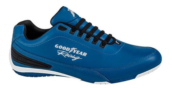 Tenis Casual Goodyear Racing 3821 168381