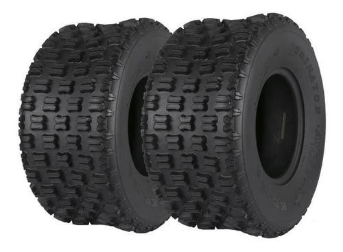 Kit cubiertas kenda 22x11-9 k300 yamaha Warrior 350