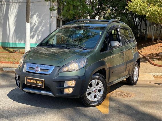 Fiat Idea 2013 1.8 16v Adventure Flex 5p