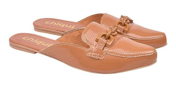 Mule Sapato Feminina Chiquiteira Chiqui/ml2019vzc