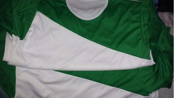 Camiseta Futbol C/n° Por Pack (11)