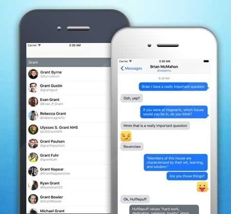 App De Mensagens Marca Branca