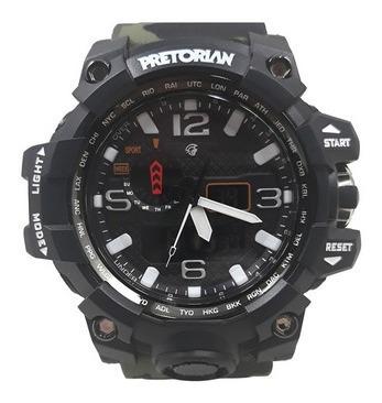 Relógio Pretorian Combate Wprt-08-3