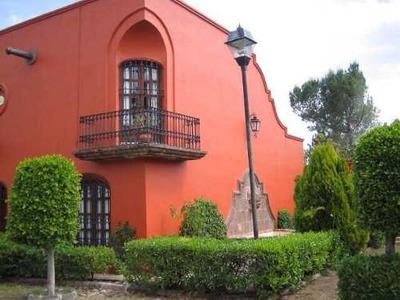 Casa De Campo Amueblada En Renta, Galindo,san Juan Del Río