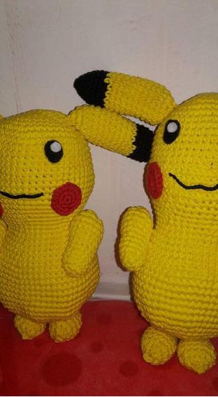 Pikachu A Crochet