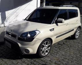 Kia Soul Auto 2012 - 28 Mil Km - Aro 18 - Carro De Garagem