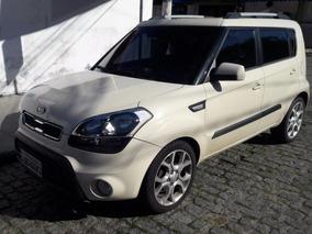 Kia Soul Auto 2012 - 32 Mil Km - Aro 18 - Carro De Garagem