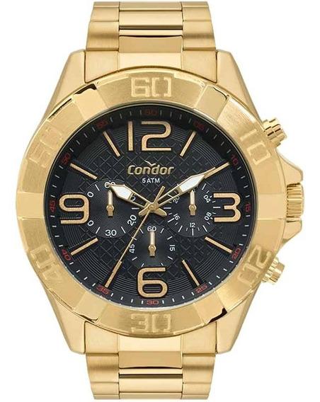 Relógio Condor Masculino Cronógrafo Covd54bd/4p