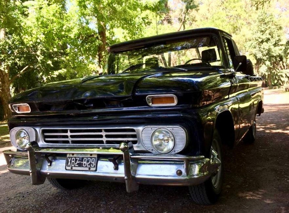 Chevrolet Apache 1963