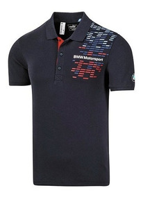 Polo Puma Bmw Msp Graphic Team Azul 761994-01 Look Tendy