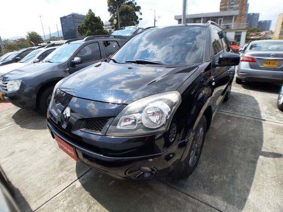 Renault Koleos Privilege Sec 2,5 Gasolina 4x4