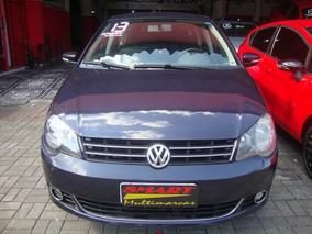 Vw Polo 1.6 Hatch 2012/2013 Azul