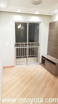 Excelente Apartamento - Pque Novo Mundo - Loc1085