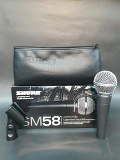 Micrófono Shure Sm58 Fabricado En China Envío Gratis