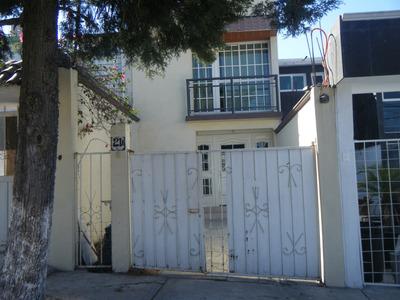 Rento Casa Sola En Lomas Lindas