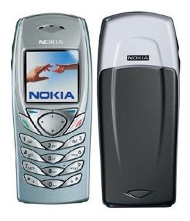 Nokia 6100 Desbloqueado Single Chip Viva Voz Vibração
