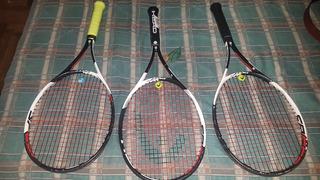 Raquetas Head Speed Mp