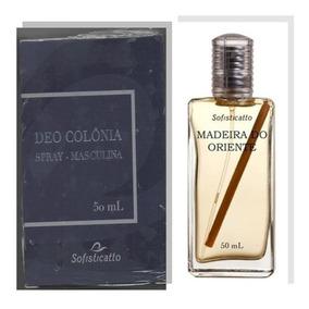 Perfume Madeira Do Oriente Deo Colônia - Compre 04 Leve 05