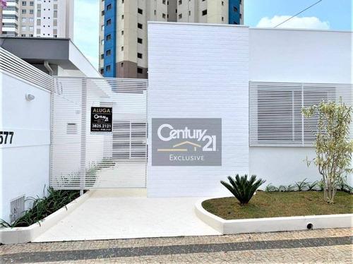 Imagem 1 de 16 de Sala Para Alugar, 85 M² Por R$ 4.380,45/mês - Jardim Pau Preto - Indaiatuba/sp - Sa0051