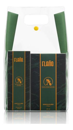 Set De 2 Piezas Flaño Edc 60ml + Edt 50ml Spray