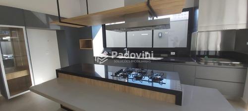 Casa Em Condominio À Venda, 3 Quartos, 2 Vagas, Vila Aviação - Bauru/sp - 752