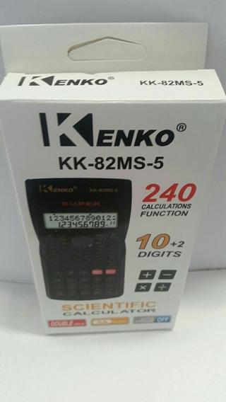 Calculadora Científica Kenko -240 Funciones 10 Dígitos 82s5