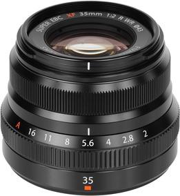 Lente Fuji Fujifilm Xf 35mm F/2 R P/ Xpro2 Xt2 Xt20 Xh1