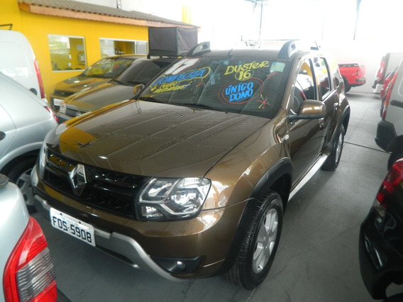 Renault Duster Dynamic 1.6 2017