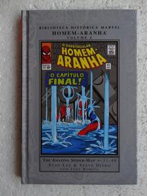 Biblioteca Histórica Marvel Homem Aranha Nº 4! Panini 2012!