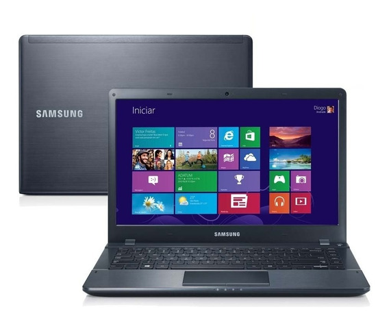 Notebook Samsung Np470r4e I5 4gb 500gb Windows 14