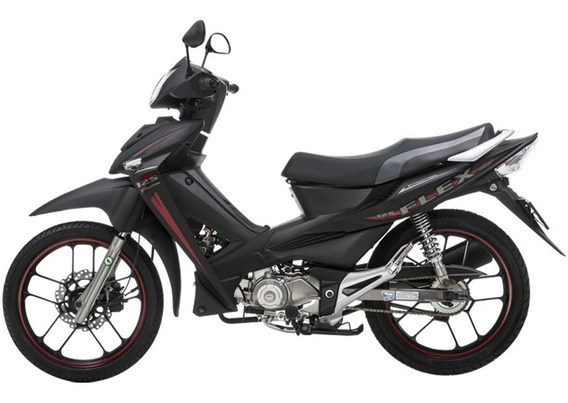 Motocicleta Akt Flex Evo 125 Negro Mate 2020 Medellin Bogota