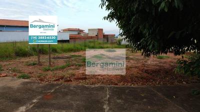 Terreno À Venda, 282 M² Por R$ 115.000 - Jardim Cambuí - Botucatu/sp - Te0042