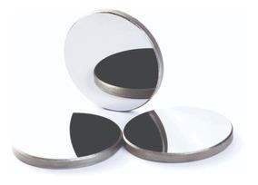 Kit 3 Espelhos Molibdenio 20mm Corte Laser