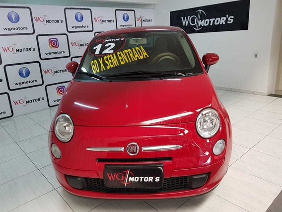 Fiat 500 1.4 Cult Dualogic 2012