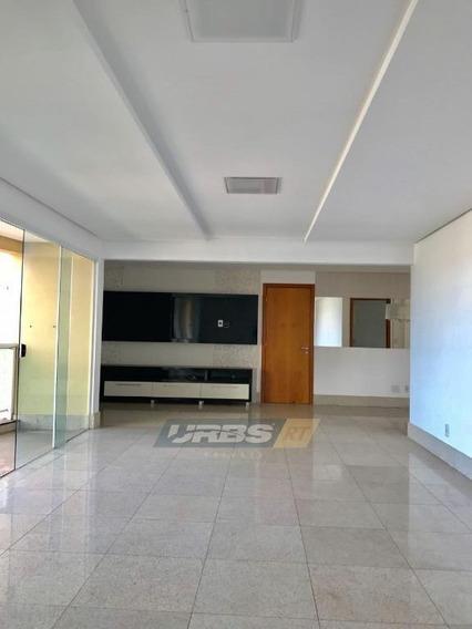 Apartamento Com 3 Quartos À Venda, 163 M² Por R$ 830.000 - Setor Nova Suiça - Goiânia/go - Ap2198