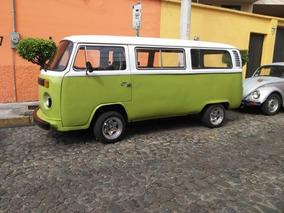 Volkswagen Combi 1982 4cilindros
