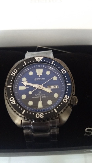 Seiko Turtle Srpd11j Save The Ocean Made In Japan
