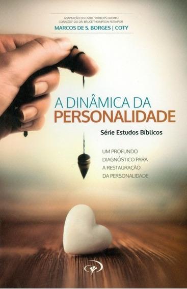 Livro Pr.coty - A Dinâmica Da Personalidade