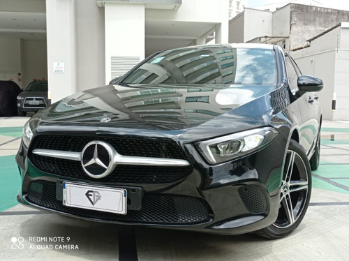 Mercedes-benz A 200 1.3 Cgi Gasolina Advance Sedan 7g-dct