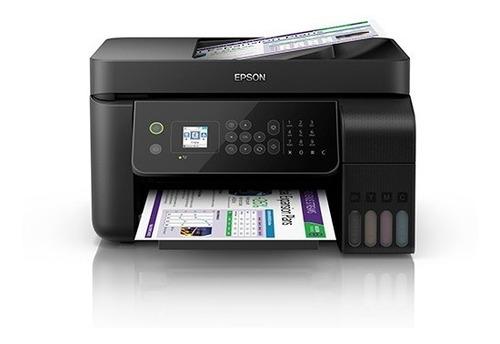 Impresora Multifuncional Epson L5190 Red Usb Tinta Continua
