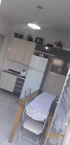 Imagem 1 de 11 de Sobrado A Venda Em Novo Osasco  -  Osasco - 43305