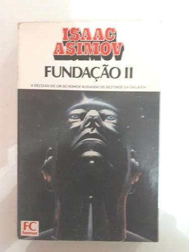 Livro: Fundação  - Isaac Asimov