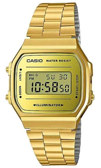 Relógio Casio Vintage Feminino A168wegm-9df