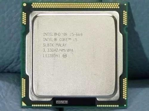 Kit 2 Intel Core I5-660 3.33ghz / 4mb / Lga 1156