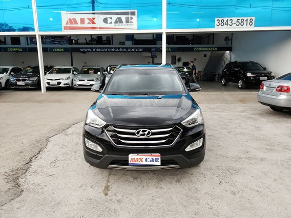 Hyundai Santa Fé Gls Blindado 2015 Impecável Oportunidade